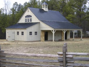 Black Carriage House Metal Roofing by Armor Metal Roofing