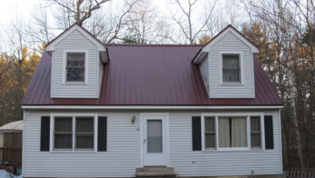 Salisbury Metal Roof Project by Armor Metal Roofing